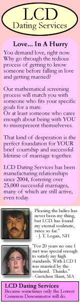 LCD Dating Services