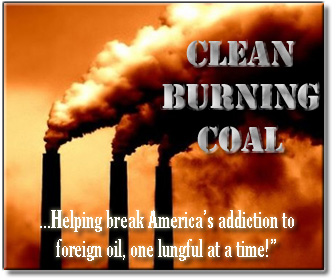 Clean Burning Coal