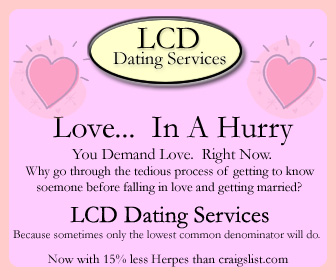 LCD Dating