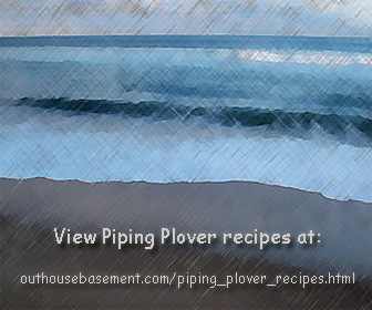 Piping Plover Recipes